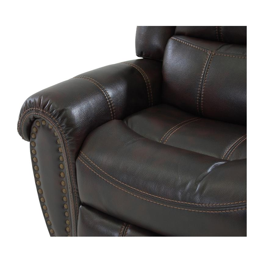 Paterson Power Motion Sofa w/Console  alternate image, 6 of 6 images.