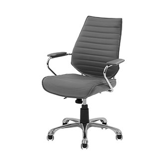 Enterprise Gray Desk Chair