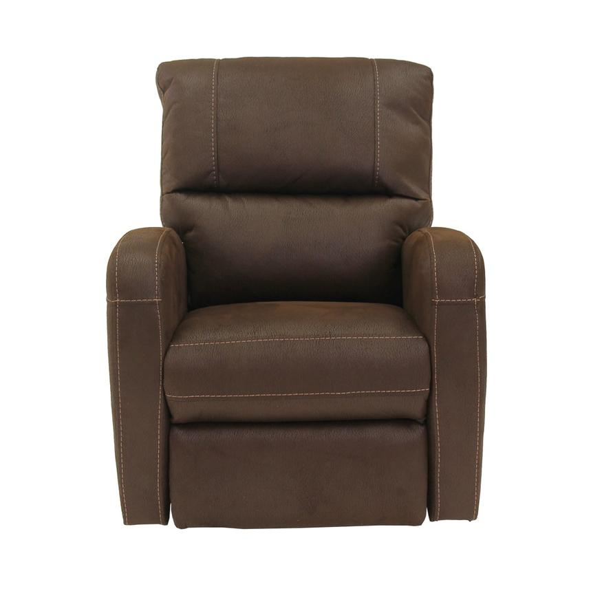 Keelogan Brown Power Motion Recliner  alternate image, 2 of 7 images.