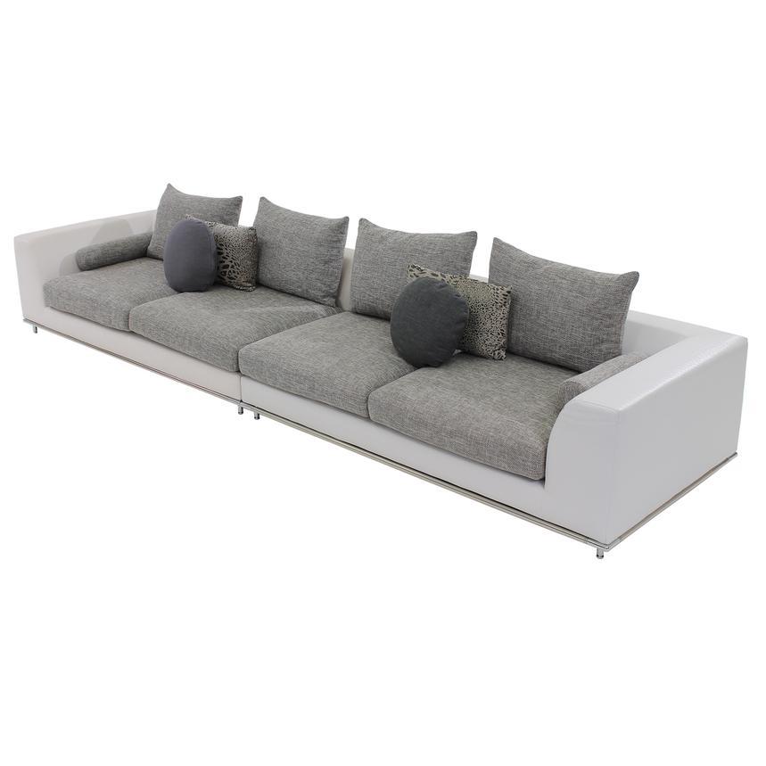 Hanna Oversized Sofa Main Image 1 Of 5 Images