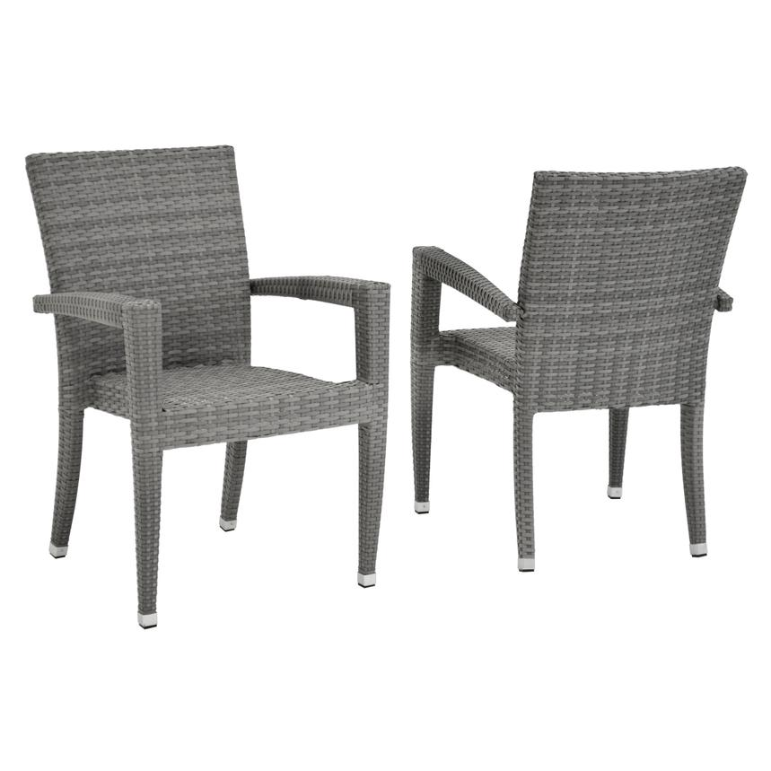 Neilina Gray Dining Chair  main image, 1 of 5 images.