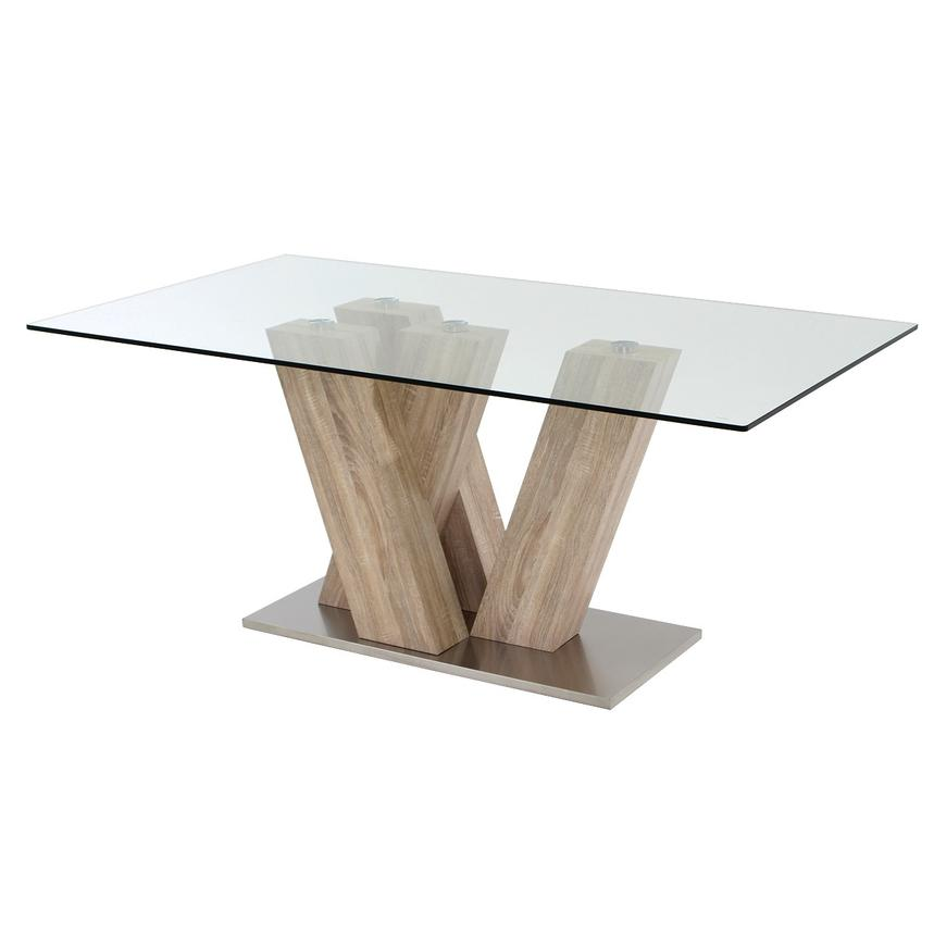 Solimar Rectangular Dining Table  main image, 1 of 4 images.