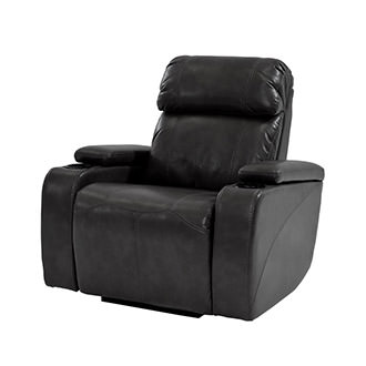 Magnetron Black Power Motion Recliner