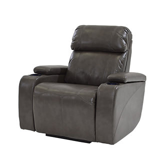 Magnetron Gray Power Motion Recliner