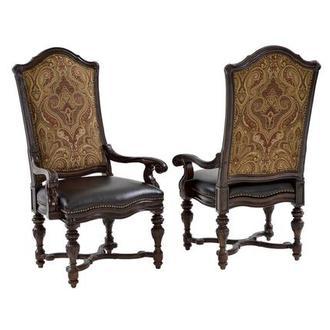 Opulent Extendable Dining Table El Dorado Furniture