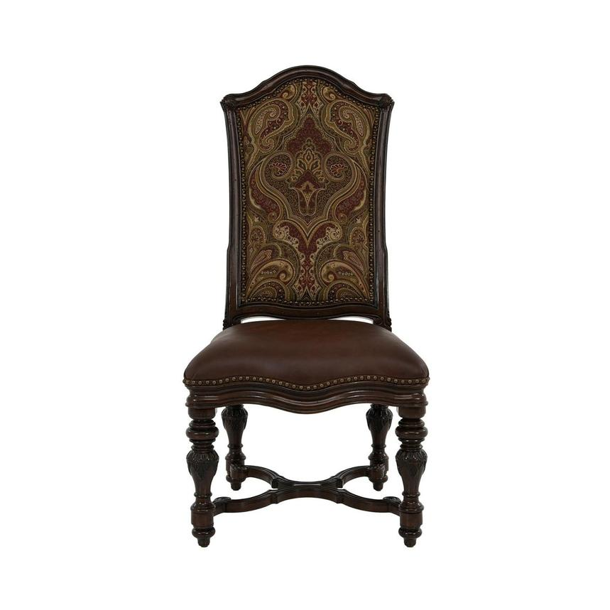 Opulent Side Chair  main image, 1 of 7 images.