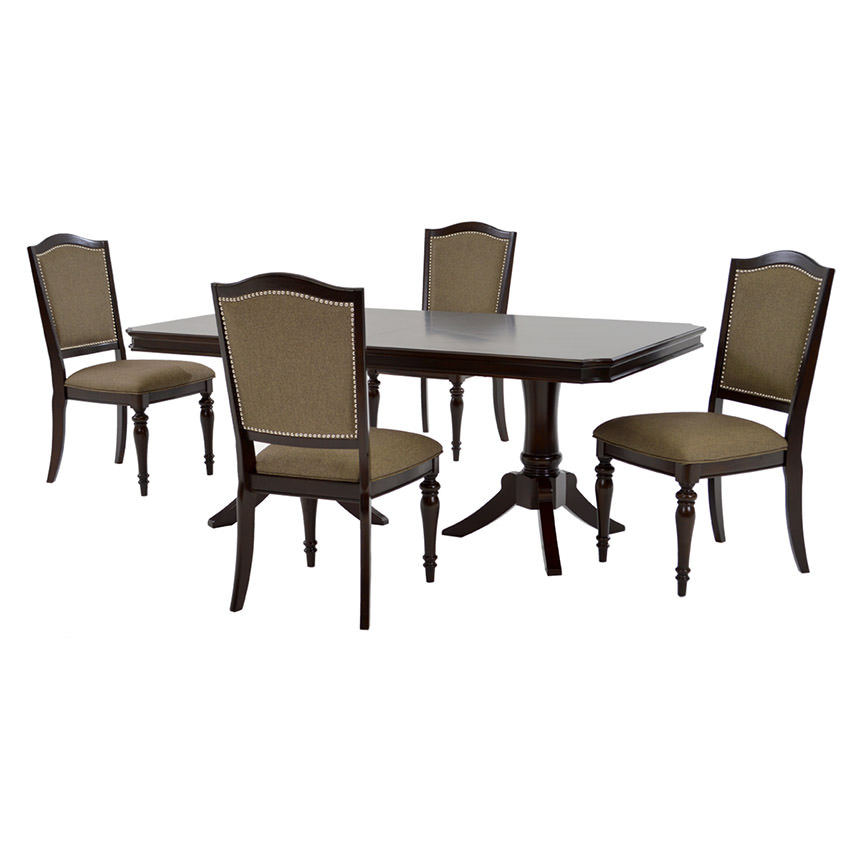 Seraphina 5-Piece Formal Dining Set  main image, 1 of 10 images.
