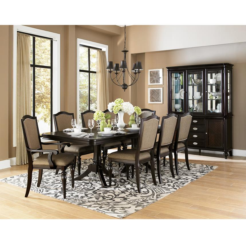 Traditional Dining Room Furniture Sets: Seraphina 5-Piece Formal Dining Set