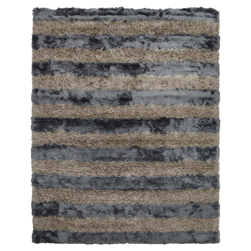 Fusion Gray 8' x 11' Area Rug  main image, 1 of 4 images.