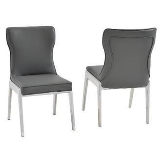 Onyx Gray Side Chair