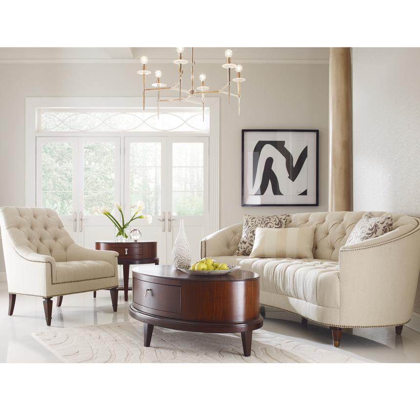 Kimberly Cream Sofa El Dorado Furniture