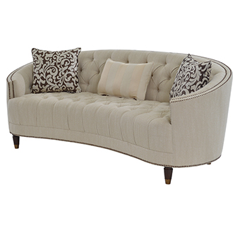 Kimberly Cream Sofa