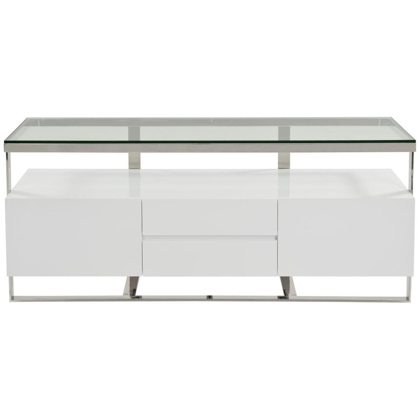 Calypso White Cabinet  main image, 1 of 7 images.
