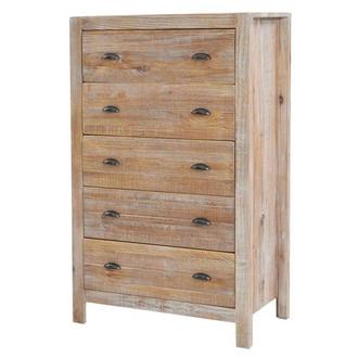 Montauk Natural Chest Made in Brazil