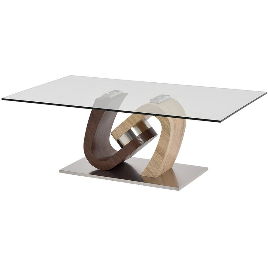 Serpentine Coffee Table  main image, 1 of 4 images.
