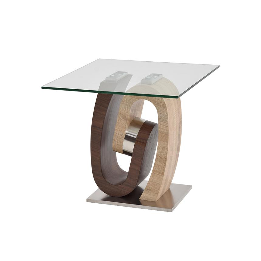 Serpentine Side Table  main image, 1 of 4 images.