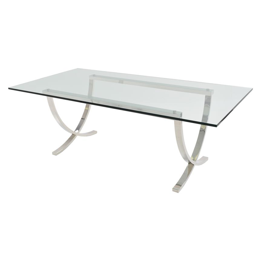Luciele Rectangular Dining Table  main image, 1 of 3 images.