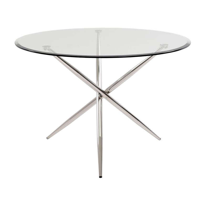 Patricia Round Dining Table  main image, 1 of 2 images.