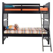 Graphite Twin Over Twin Bunk Bed  alternate image, 4 of 7 images.