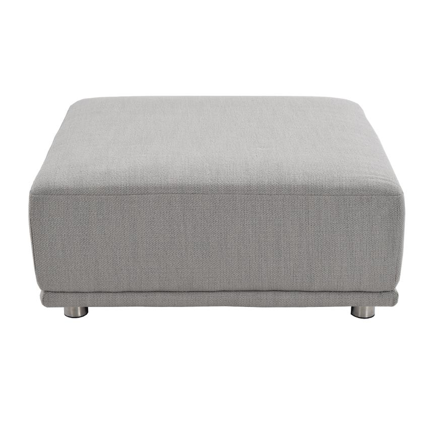 Alonzo Gray Ottoman  main image, 1 of 3 images.