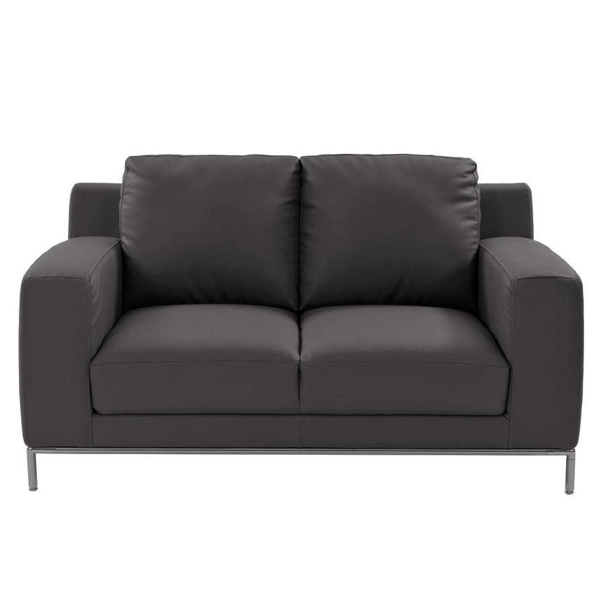 Cantrall Gray Loveseat  alternate image, 2 of 8 images.