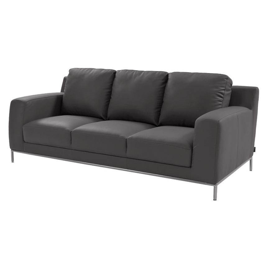 Cantrall Gray Sofa  main image, 1 of 6 images.