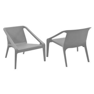 Positano Gray Chair