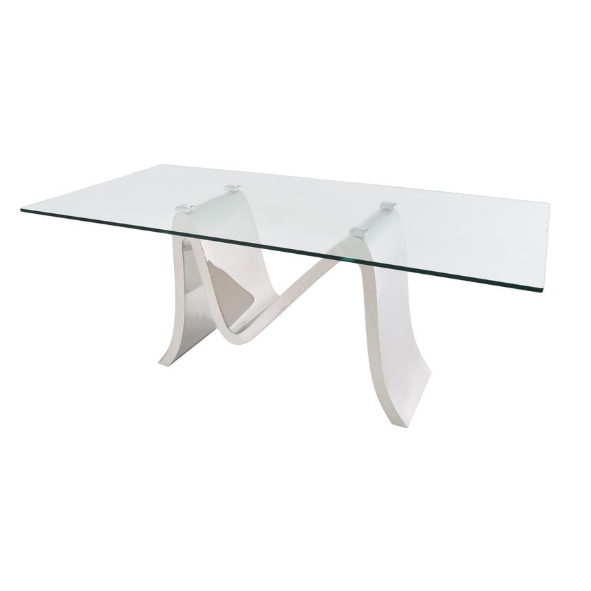 Maverick Rectangular Dining Table  main image, 1 of 7 images.