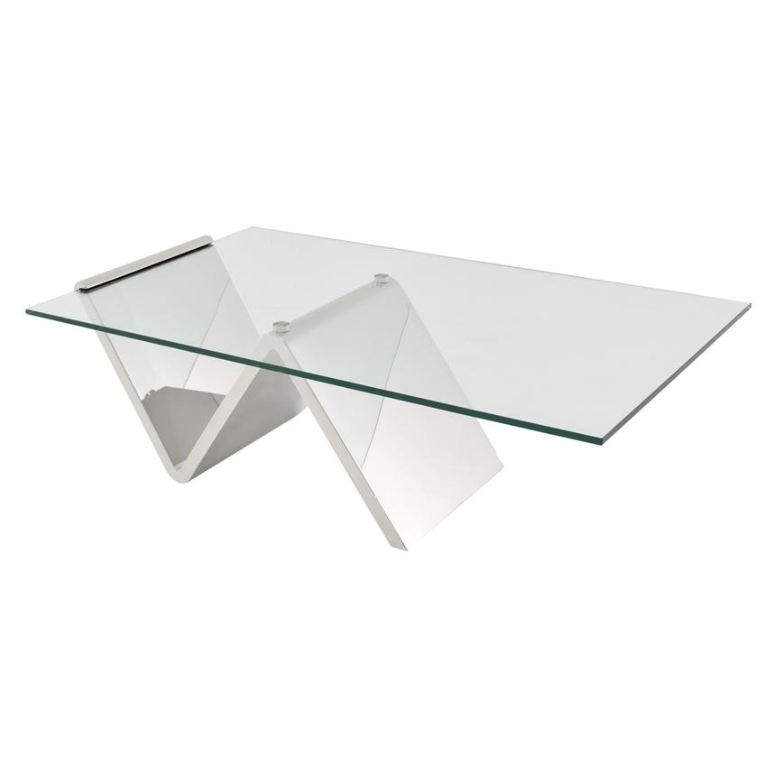 Vee Coffee Table  main image, 1 of 4 images.