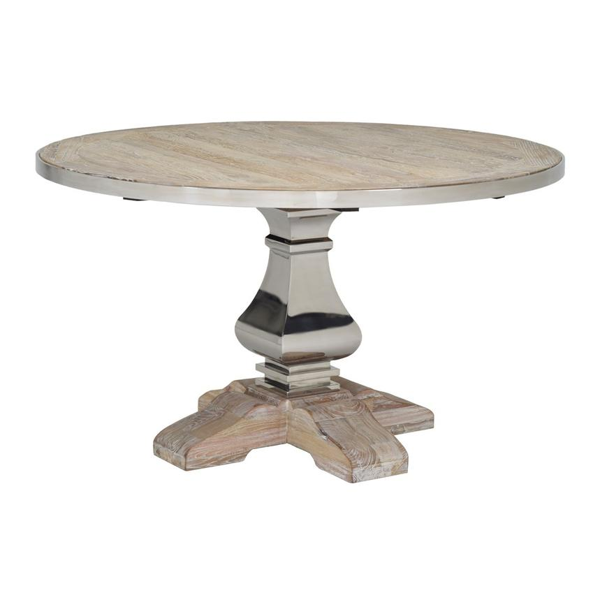 Wilma Round Dining Table  main image, 1 of 4 images.