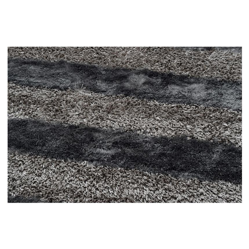 Fusion Gray 5' x 8' Area Rug  alternate image, 2 of 2 images.