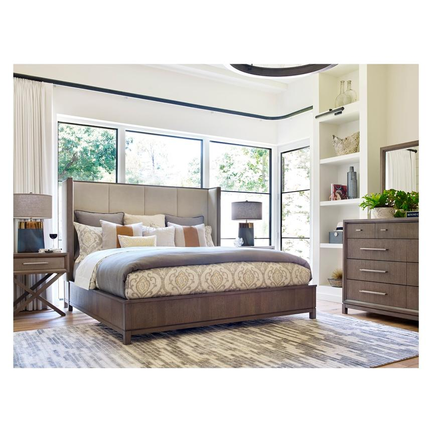 Rachael Ray S High Line King Platform Bed El Dorado Furniture