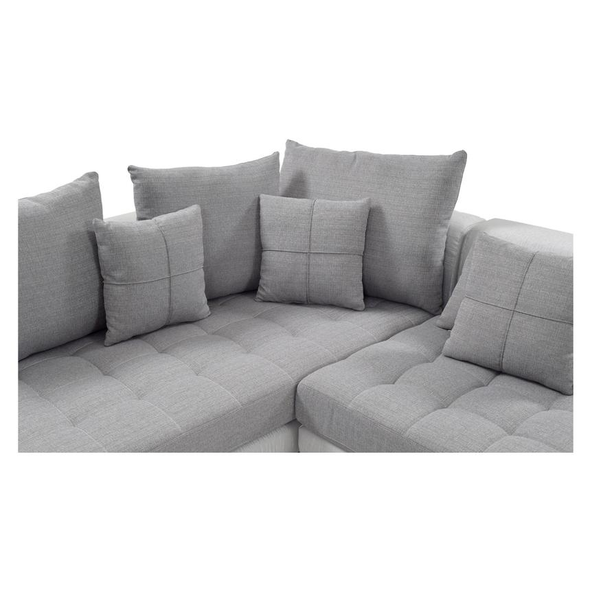 Aldi Sectional Sofa  alternate image, 5 of 9 images.