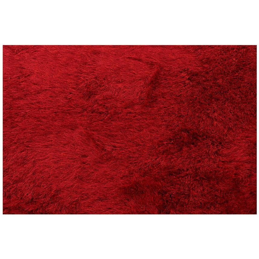 Milan Red 5' x 7' Area Rug  alternate image, 2 of 3 images.