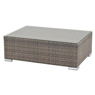 Neilina Brown Coffee Table
