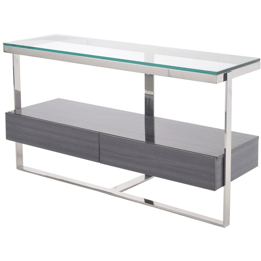 Calypso Gray Console Table  alternate image, 2 of 5 images.