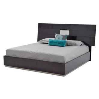 Heritage Queen Platform Bed Made in Italy