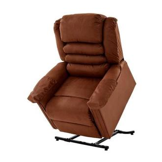Soother Tan Power-Lift Recliner by Catnapper