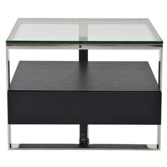 Calypso Black Side Table