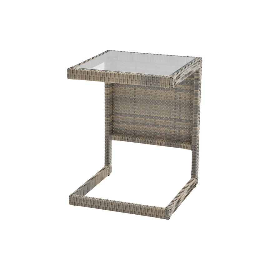 Neilina Brown Side Table  main image, 1 of 5 images.