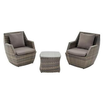 Tower Gray 5 Piece Patio Set Sold By Set Only El