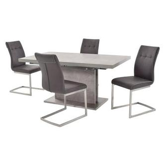 Kalinda 5-Piece Formal Dining Set