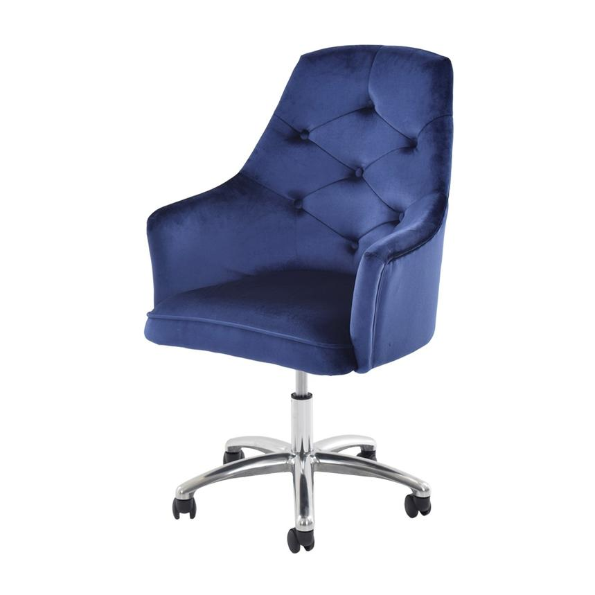 Bel Air Blue Desk Chair El Dorado Furniture