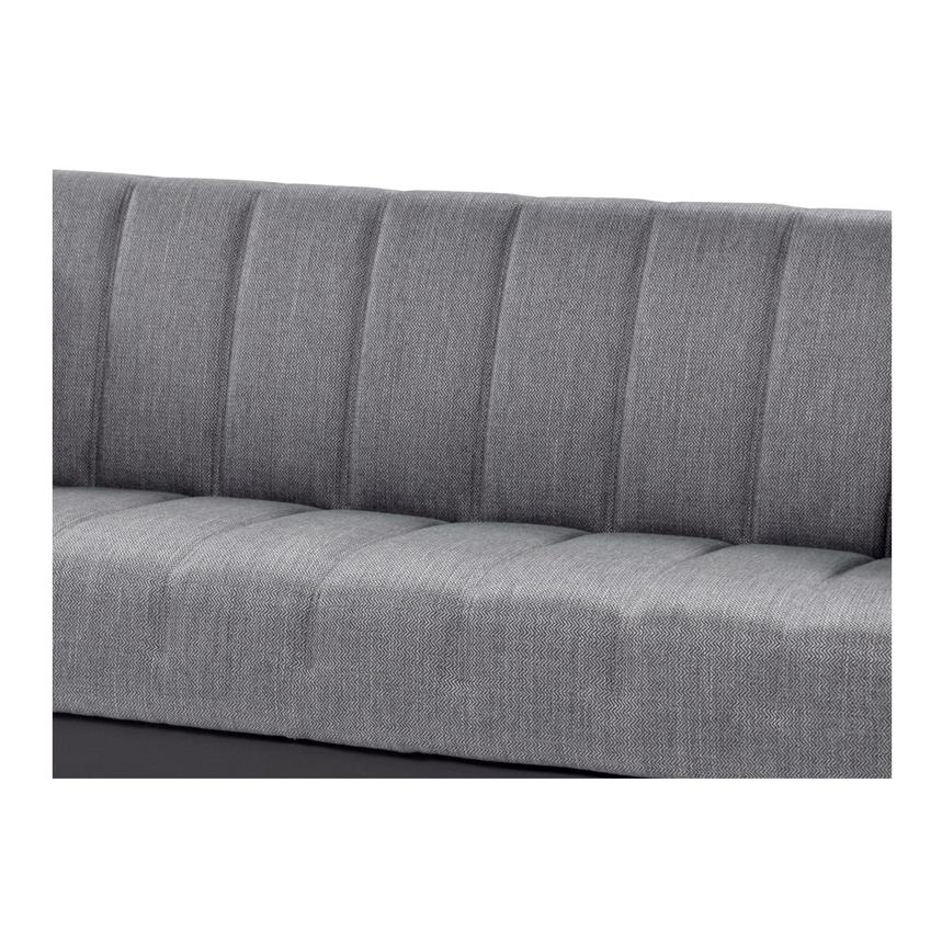 Sidney Gray Futon W Storage El Dorado Furniture