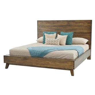 Gally Queen Panel Bed
