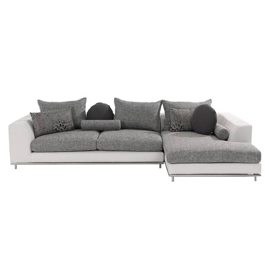 Hanna Sofa W Right Chaise Alternate Image 2 Of 5 Images