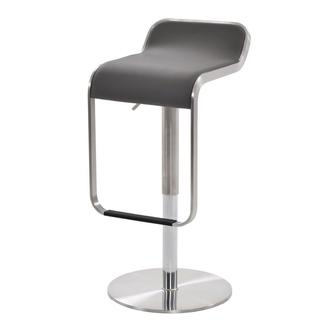 Binx Gray Adjustable Stool