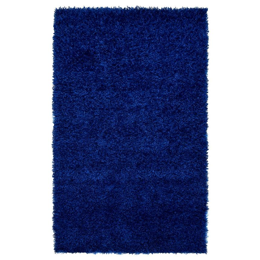 Sara Cobalt 5' x 8' Area Rug  main image, 1 of 3 images.