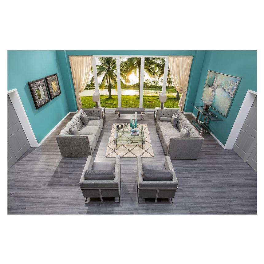 Emma Gray Sofa El Dorado Furniture