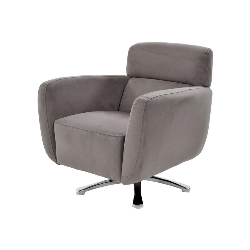 Richardson Swivel Accent Chair  main image, 1 of 4 images.